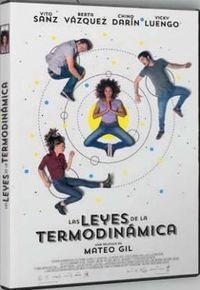 LAS LEYES DE LA TERMODINAMICA (DVD)