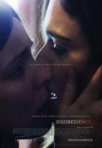 DISOBEDIENCE (DVD) * RACHEL WEISZ, RACHEL MCADAMS
