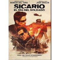 SICARIO: EL DIA DEL SOLDADO (DVD) * BENICIO DEL TORO, JOSH BROLIN
