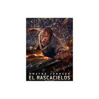 "EL RASCACIELOS (DVD) * DWAYNE ""THE ROCK"" JOHNSON"