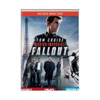 MISION IMPOSIBLE 6: FALLOUT (DVD) * TOM CRUISE, REBECCA FERGUSON