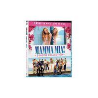 PACK MAMMA MIA 1 + MAMMA MIA 2 (DVD)