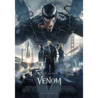 VENOM (DVD) * TOM HARDY, MICHELLE WILLIAMS
