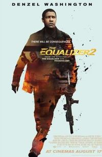 THE EQUALIZER 2 (DVD) * DENZEL WASHINGTON, PEDRO PASCAL
