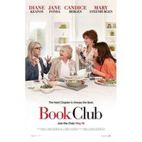 BOOK CLUB (DVD) * DIANE KEATON, JANE FONDA