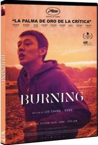 BURNING (DVD) * YOO AH IN, YEUN STEVEN
