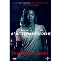 ASALTO EN LA NOCHE (DVD) * GABRIELLE UNION, BILLY BURKE