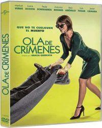 OLA DE CRIMENES (DVD) * MARIBEL VERDU, JUANA ACOSTA