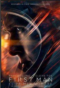FIRST MAN (EL PRIMER HOMBRE) (DVD) * RYAN GOSLING, JASON CLARKE