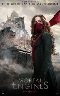 Mortal Engines (dvd) * Hugo Weaving, Hera Hilman - Christian Rivers