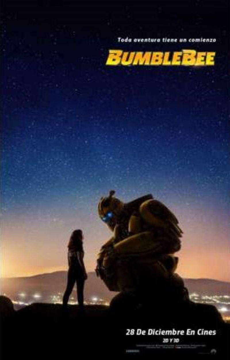 BUMBLEBEE (DVD) * HAILEE STEINFELD, JOHN CENA
