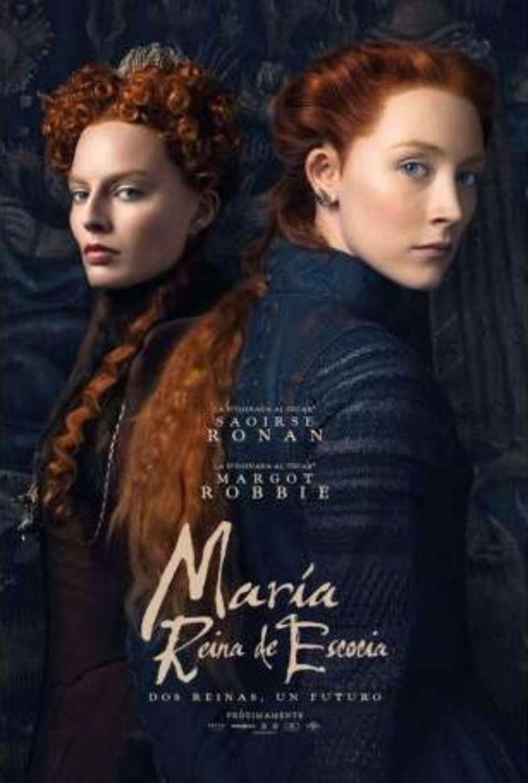 MARIA, REINA DE ESCOCIA (DVD) * SAOIRSE RONAN, MARGOT ROBBIE