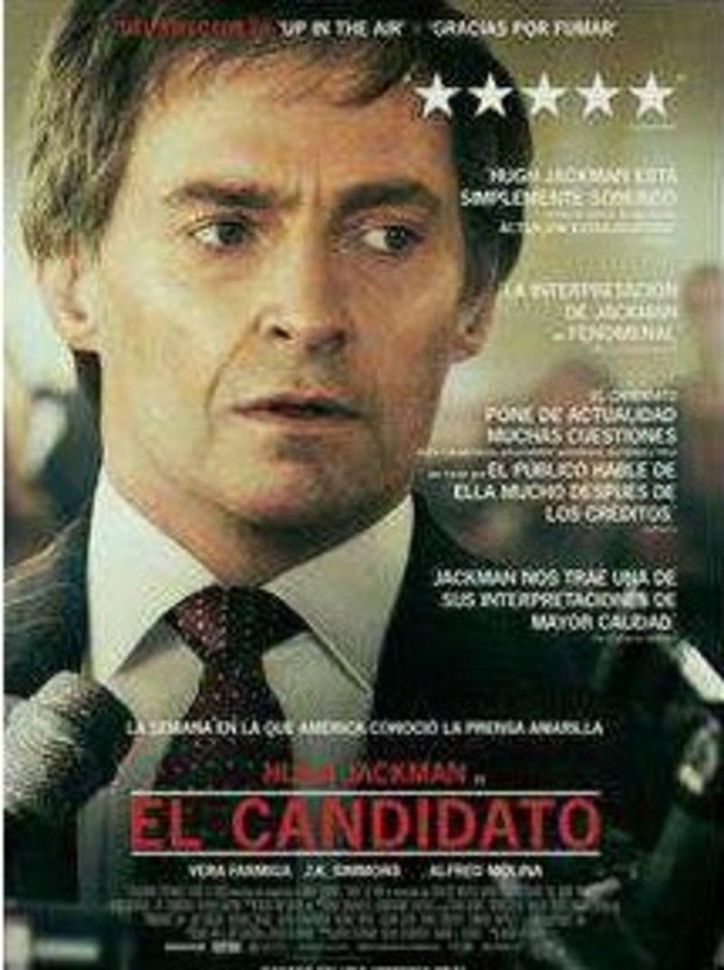 EL CANDIDATO (DVD) * HUGH JACKMAN, VERA FARMIGA