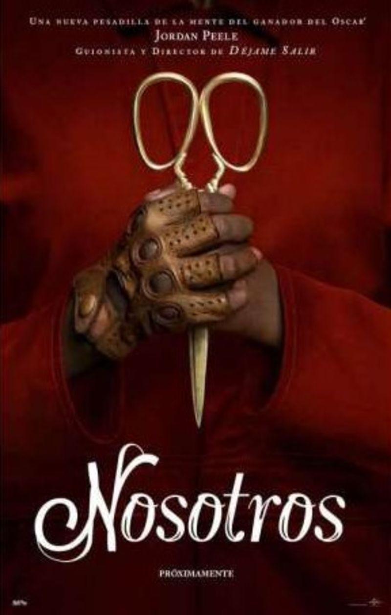 NOSOTROS (US) (DVD) * LUPITA NYONG'O, WINSTON DUKE