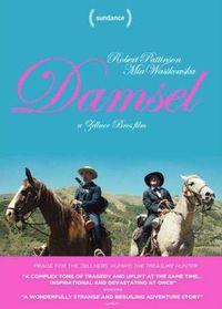 DAMSEL (DVD) * MIA WASIKOVSKA, ROBERT PATTIN