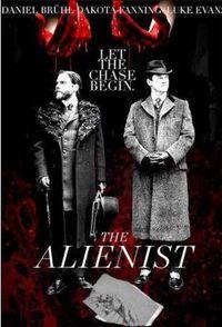 EL ALIENISTA, TEMPORADA 1 (DVD) * DANIEL BRUHL, LUKE EVANS