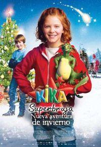 KIKA SUPERBRUJA, NUEVA AVENTURA DE INVIERNO (DVD) * NEIL MALIK, ABDU