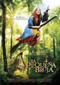 LA PEQUEÑA BRUJA (DVD) * KAROLINE HERFURTH, LUIS VORBA