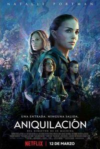 ANIQUILACION (DVD) * NATALIE PORTMAN, OSCAR ISAAC