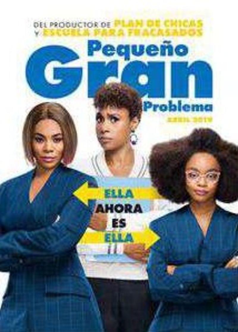 PEQUEÑO GRAN PROBLEMA (DVD) * JUSTIN HARTLEY, REGINA HALL
