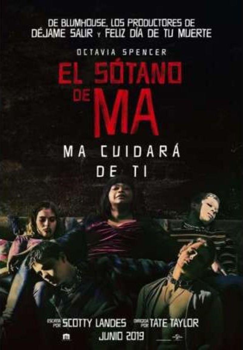 EL SOTANO DE MA (DVD) * OCTAVIA SPENCER, DIANA SILVER