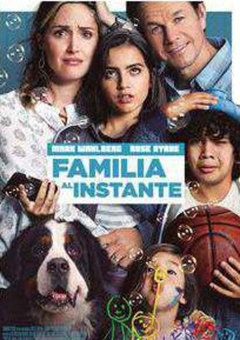 FAMILIA AL INSTANTE (DVD) * MARK WAHLBERG, ROSE BYRNE