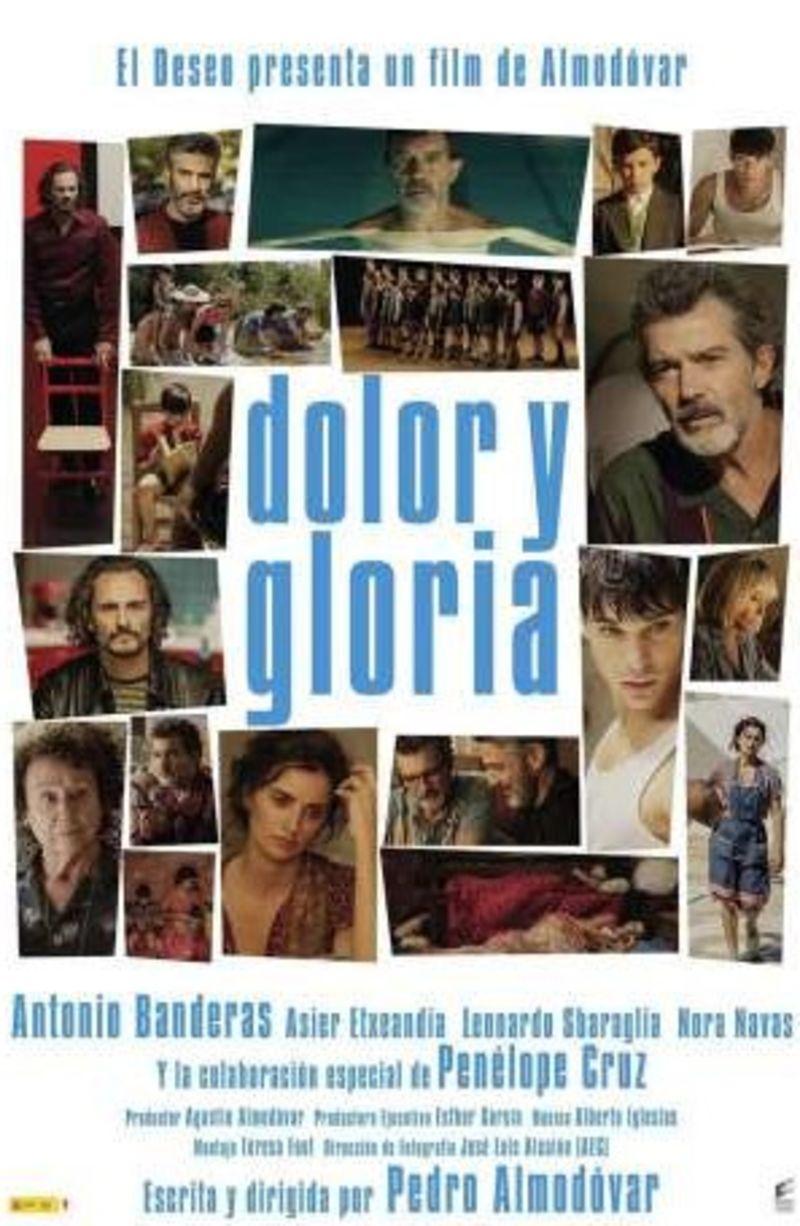 DOLOR Y GLORIA (DVD) * PENELOPE CRUZ, ANTONIO BANDERAS
