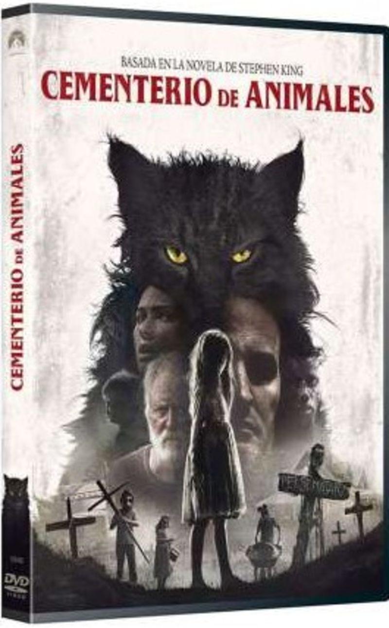 CEMENTERIO DE ANIMALES (DVD) * JASON CLARKE, AMY SEIMETZ
