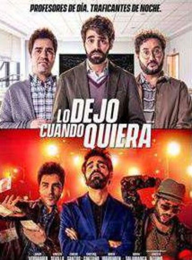 Lo Dejo Cuando Quiera (dvd) * David Verdaguer, Ernesto Sevi - Carlos Theron
