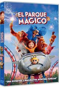 EL PARQUE MAGICO (DVD) * SOFIA MALI, JENNIFER GARNER