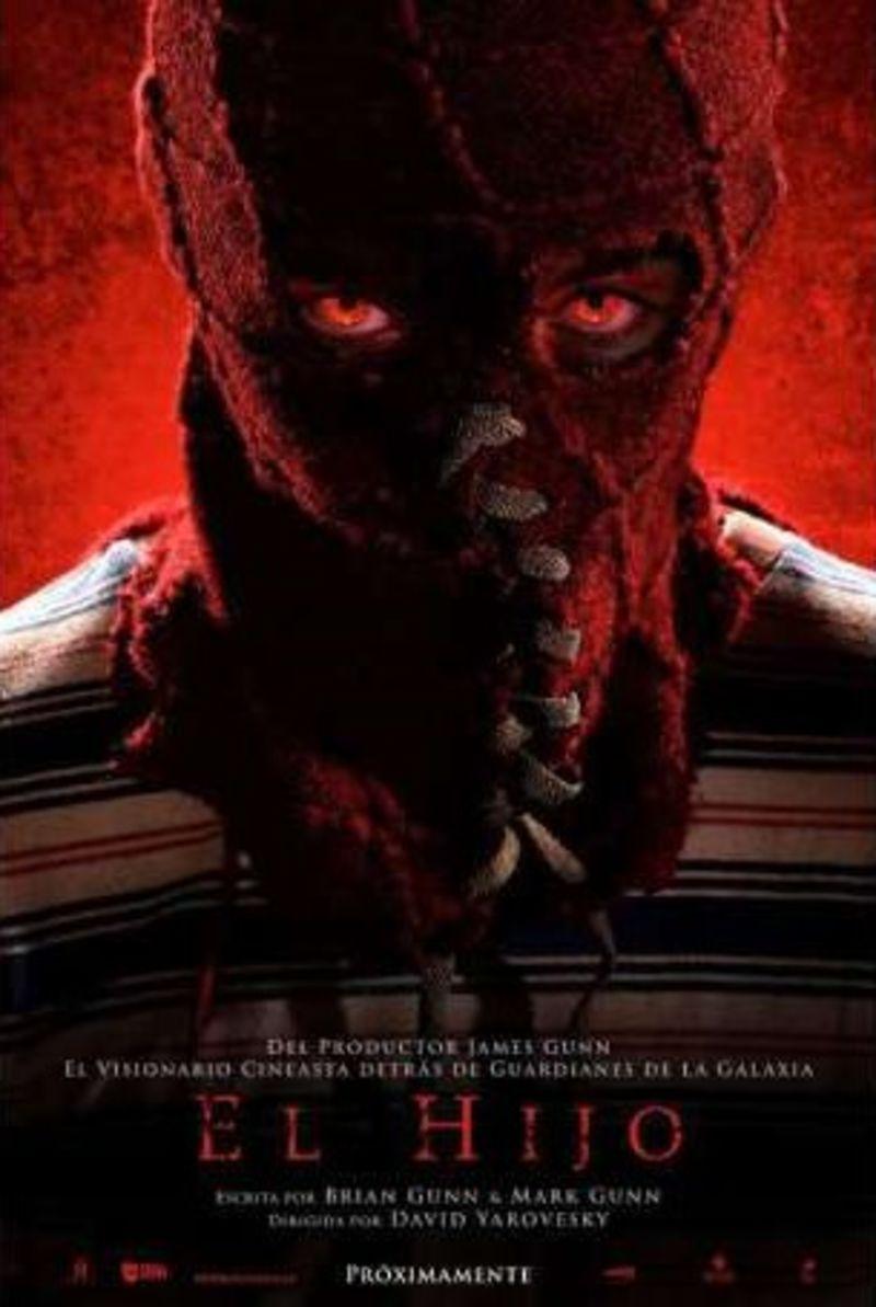 EL HIJO (DVD) * JACKSON A. DUNN, ELIZABETH