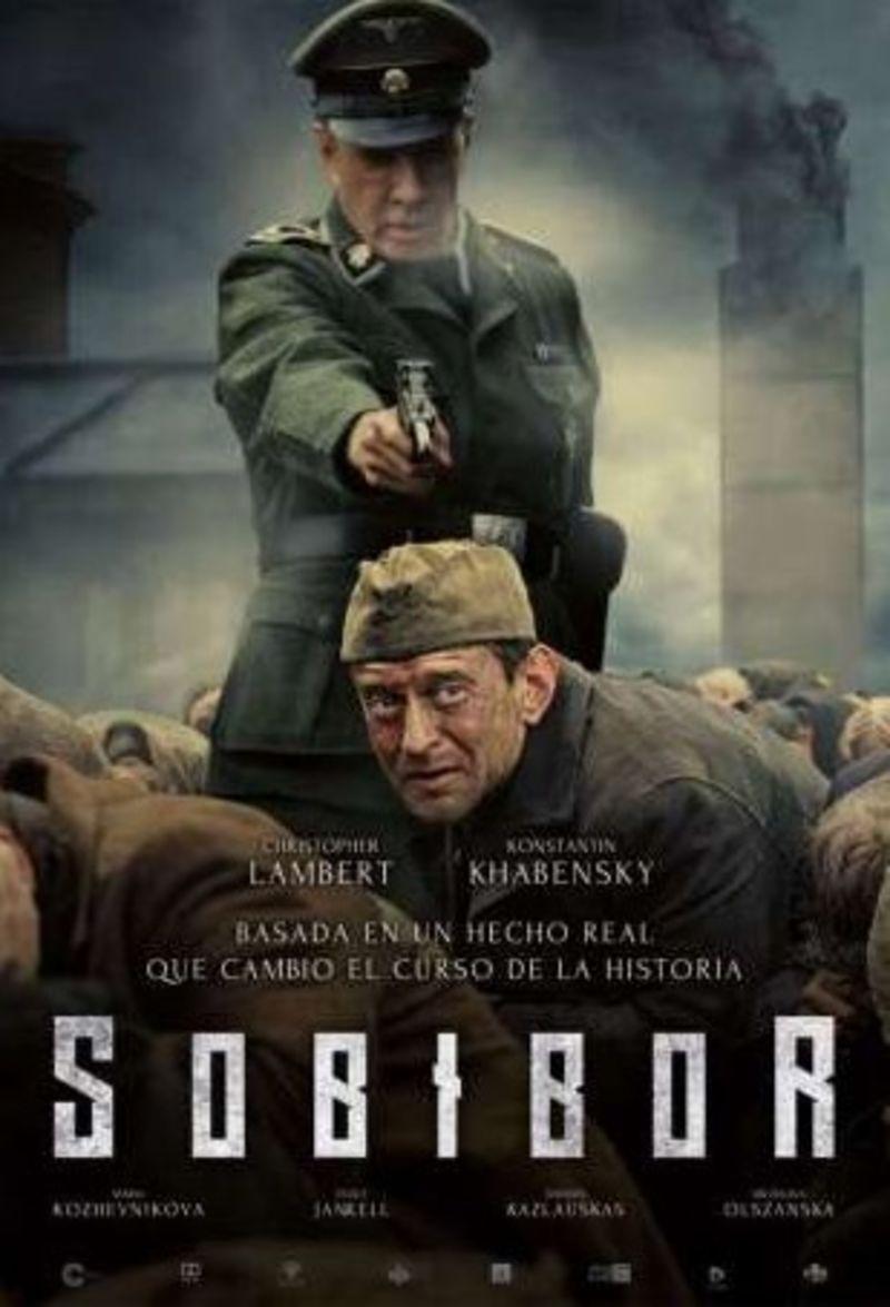 Sobibor (dvd) , Christopher Lambert - Konstantin Khabenskiy