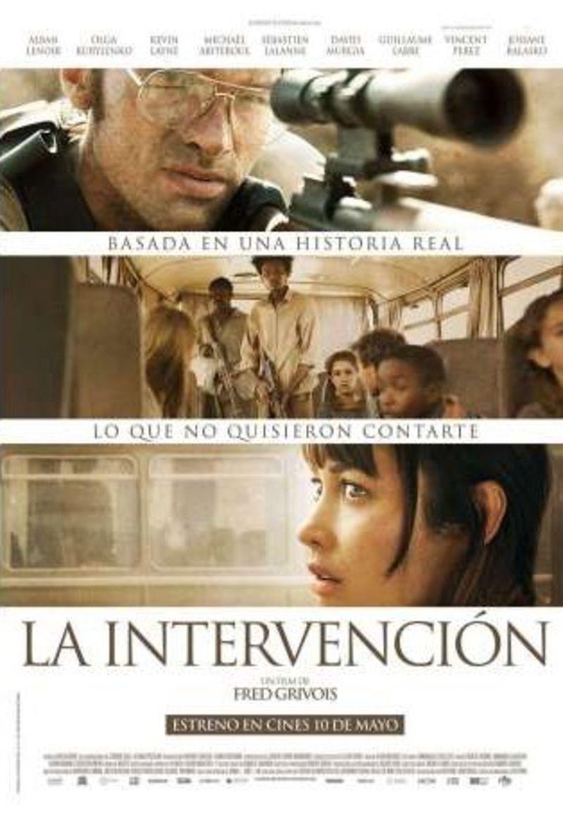 LA INTERVENCION (DVD) * ALBAN LENOIR, OLGA KURYLENKO