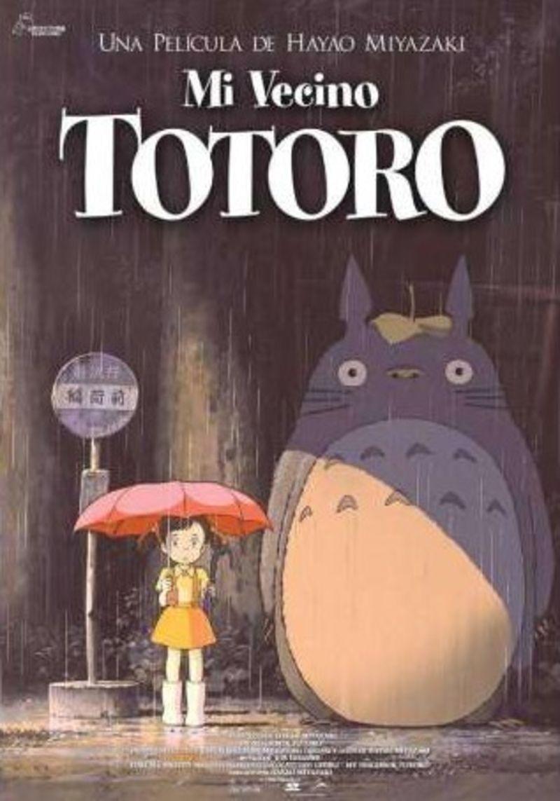 Mi Vecino Totoro (dvd) - Hayao Miyazaki