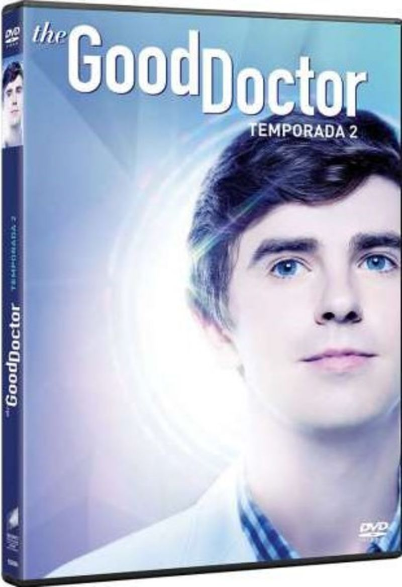 TV THE GOOD DOCTOR, TEMPORADA 2 (DVD) * FREDDIE HIGHMORE, NICHOLAS
