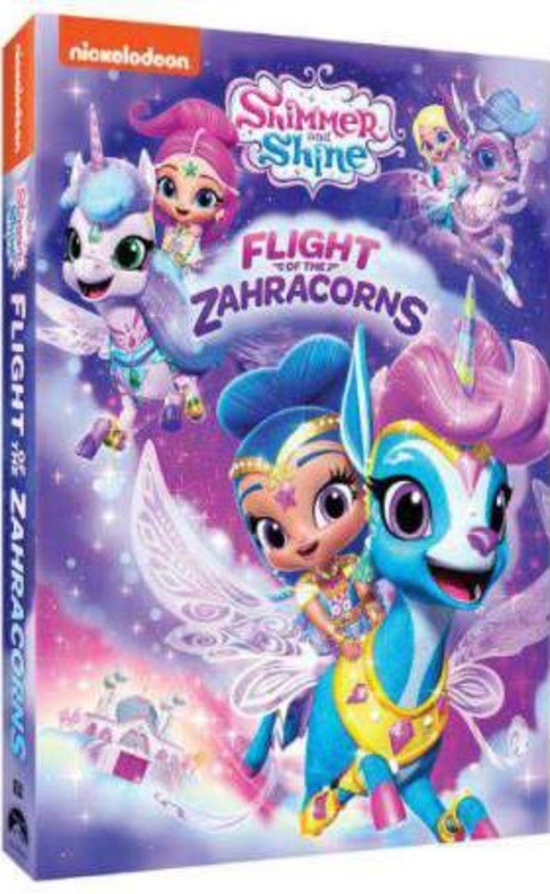 SHIMMER & SHINE 09 FLIGHT OF THE ZAHRACORNO (DVD)