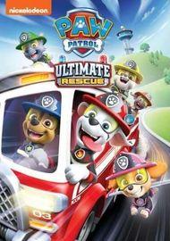 Paw Patrol 21: Ultimate Rescue (dvd) - Charles E. Bastien