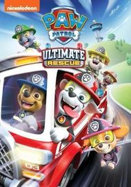 PAW PATROL 21: ULTIMATE RESCUE (DVD)