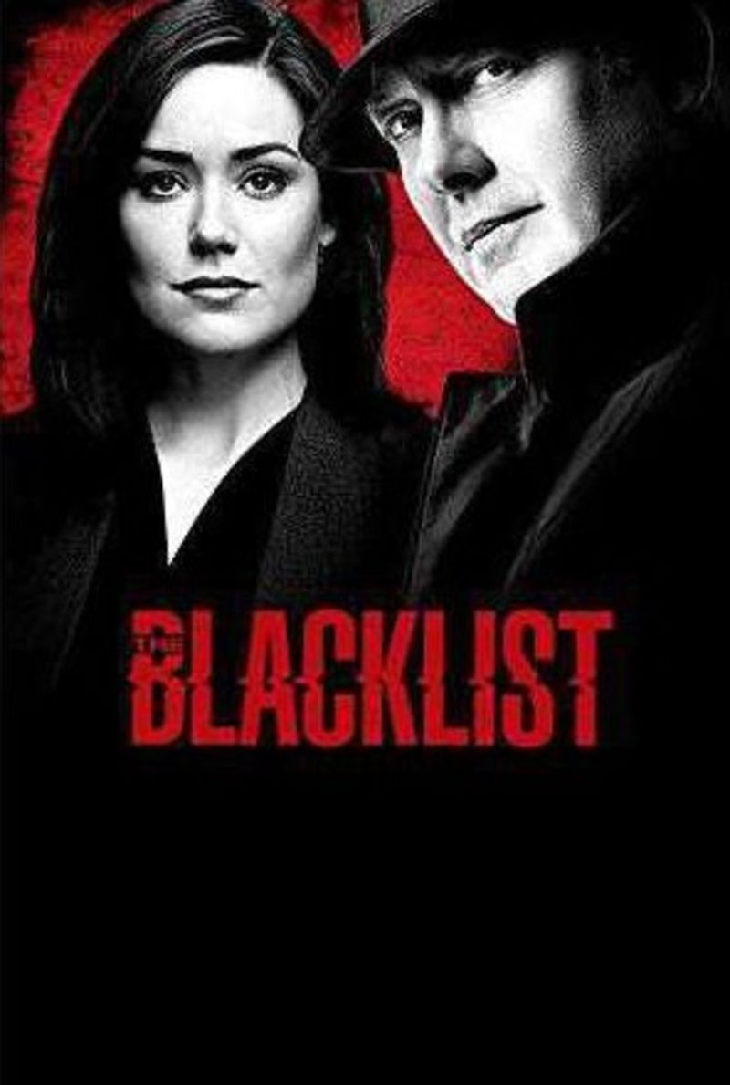 THE BLACKLIST, TEMPORADA 6 (DVD) * JAMES SPADER, MEGAN BOONE