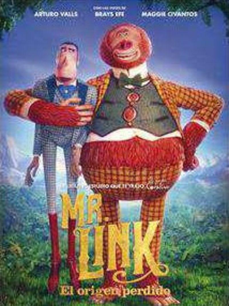 MR. LINK, EL ORIGEN PERDIDO (DVD)