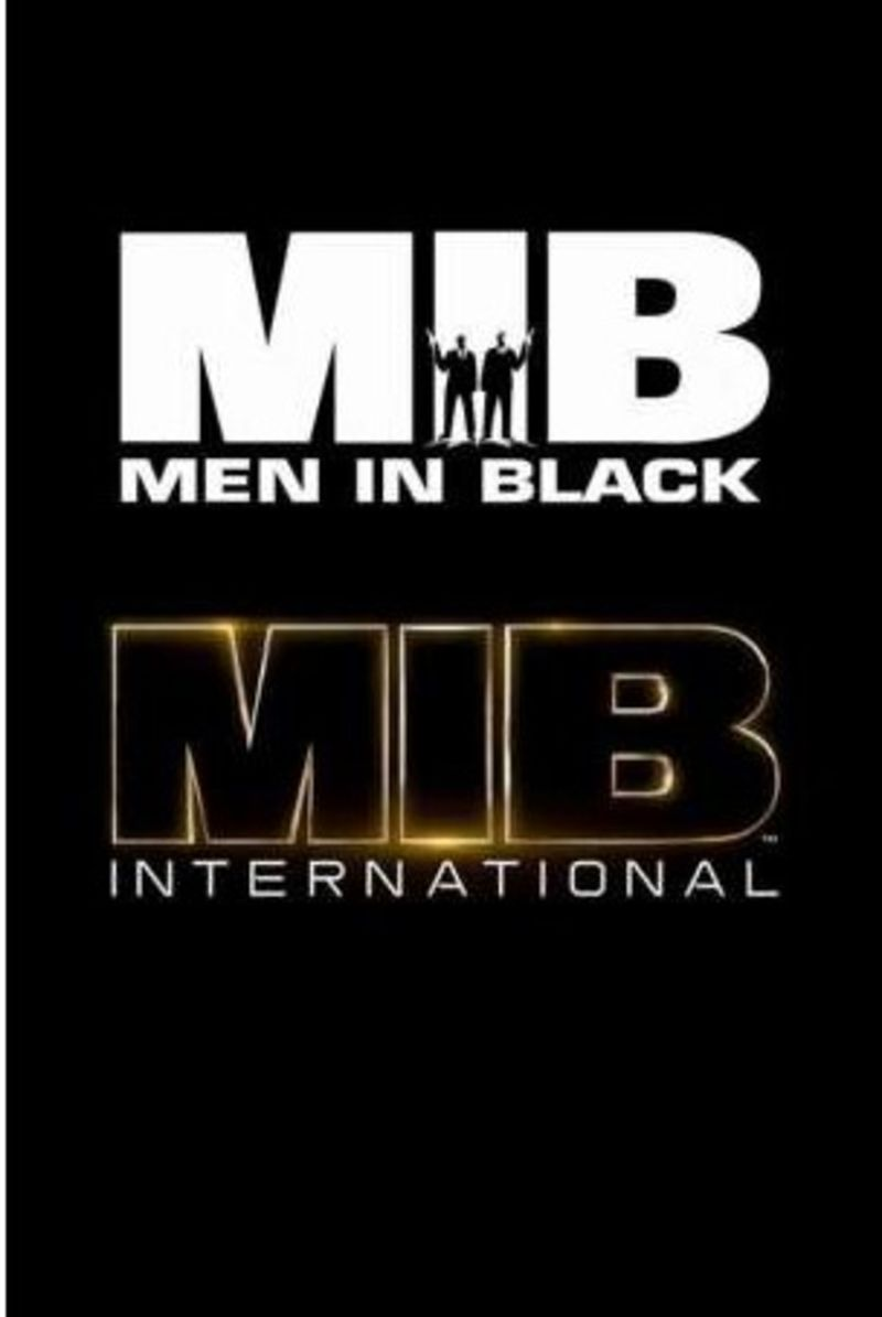 MEN IN BLACK 1+2+3+INTERNATIONAL (DVD) * CHRIS HEMSWORTH, TESSA THOM