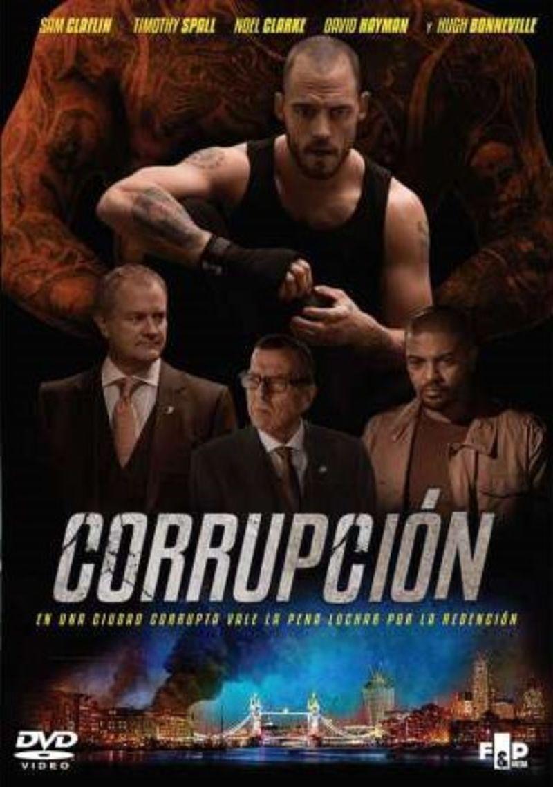 CORRUPCION (DVD) * SAM CLAFLIN, CHARLIE MURPHY