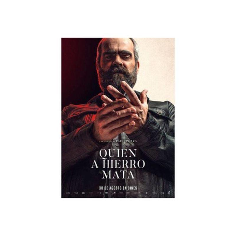 QUIEN A HIERRO MATA (DVD) * LUIS TOSAR / XOAN CEJUDO