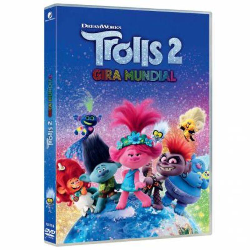 TROLLS 2, GIRA MUNDIAL (DVD)