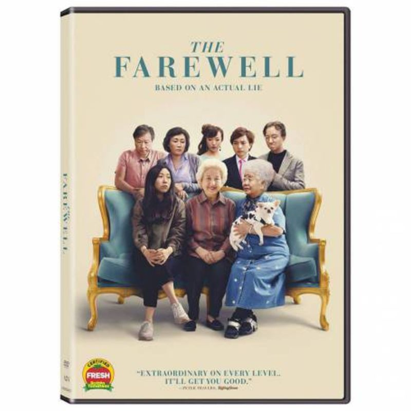 THE FAREWELL (DVD)