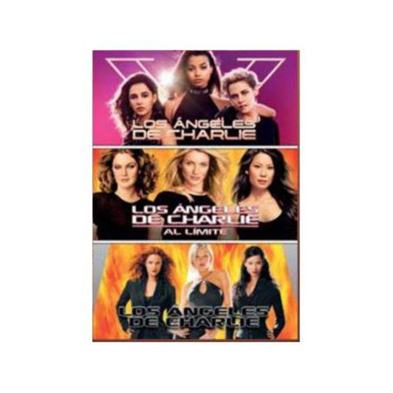 LOS ANGELES DE CHARLIE 1-3 (3 DVD)