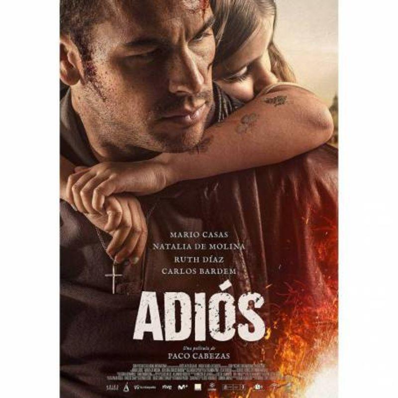 ADIOS (DVD) * MARIO CASAS