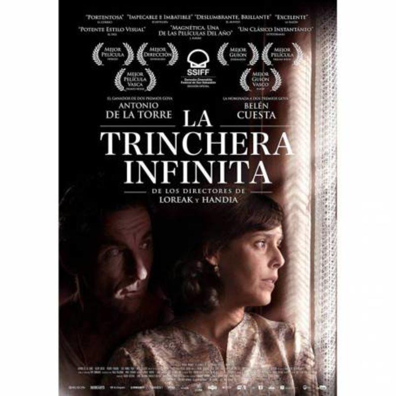 LA TRINCHERA INFINITA (DVD) * ANTONIO DE LA TORRE / BELEN CUESTA