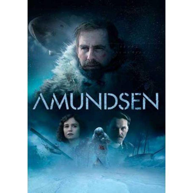 AMUNDSEN (DVD) * PAL SVERRE HAGEN