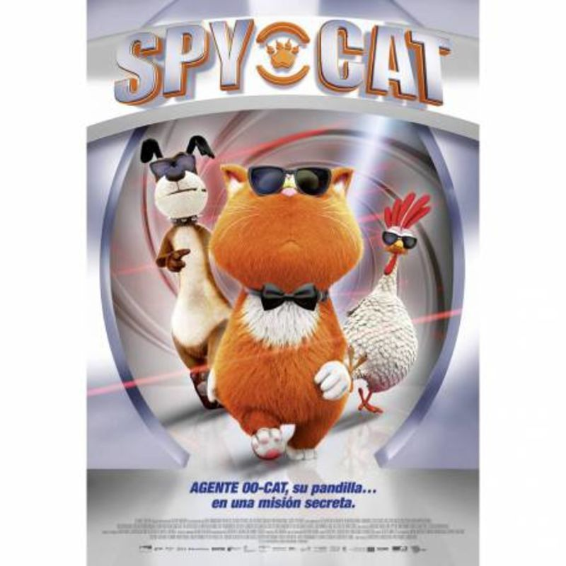 SPY CAT (DVD)